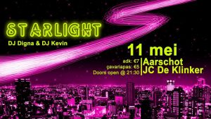 Starlight party for LGBTQ and friends @ JC De Klinker - Club | Aarschot | Vlaanderen | België