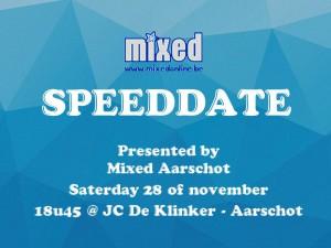 28-11-2015 Speeddate