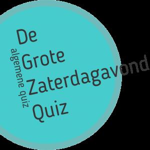De Grote Zaterdagavond Quiz @ JC De Klinker | Aarschot | Vlaanderen | België