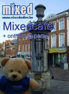 Mixedcafé + onthaal @ pomp