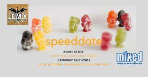 Speeddate avant Le mix @ JC De Klinker | Aarschot | Vlaanderen | België