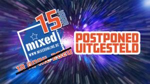 Party 15 jaar Mixed @ Mixed / Klinker Club